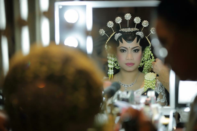 The Wedding - Ayu & Adli by The Dharmawangsa Jakarta - 020