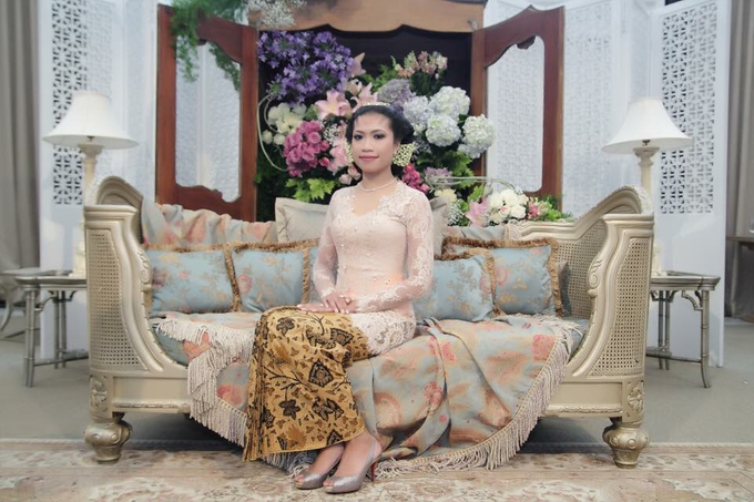 The Wedding - Ayu & Adli by The Dharmawangsa Jakarta - 021