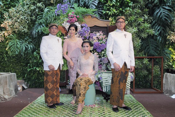 The Wedding - Ayu & Adli by The Dharmawangsa Jakarta - 022