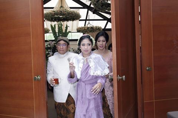 The Wedding - Ayu & Adli by The Dharmawangsa Jakarta - 023