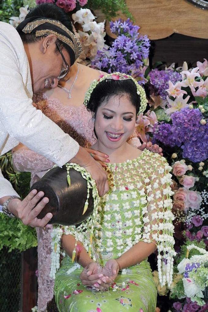 The Wedding - Ayu & Adli by The Dharmawangsa Jakarta - 024