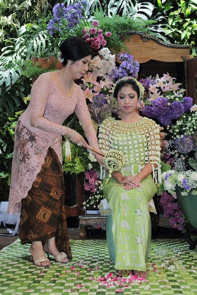 The Wedding - Ayu & Adli by The Dharmawangsa Jakarta - 025