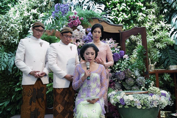 The Wedding - Ayu & Adli by The Dharmawangsa Jakarta - 026