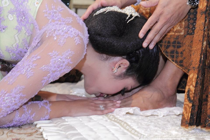 The Wedding - Ayu & Adli by The Dharmawangsa Jakarta - 027