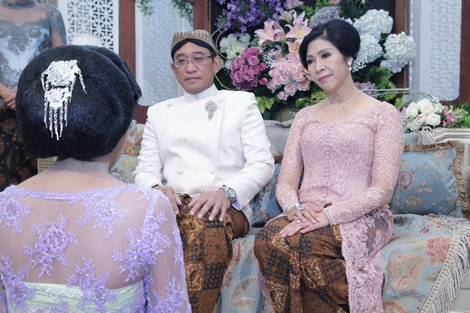 The Wedding - Ayu & Adli by The Dharmawangsa Jakarta - 028
