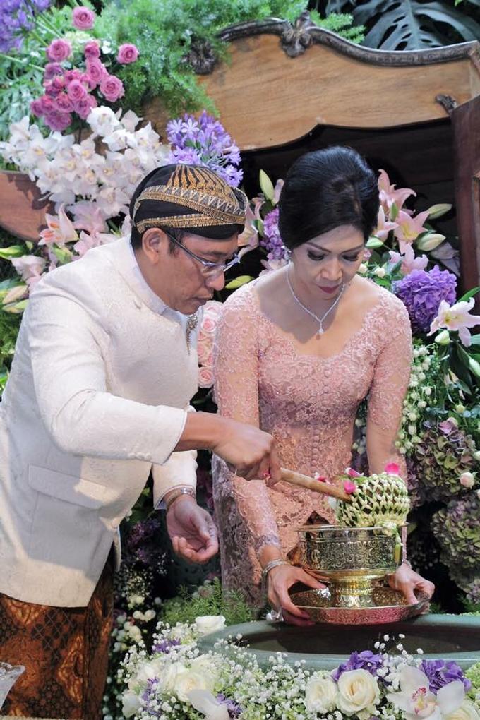 The Wedding - Ayu & Adli by The Dharmawangsa Jakarta - 030