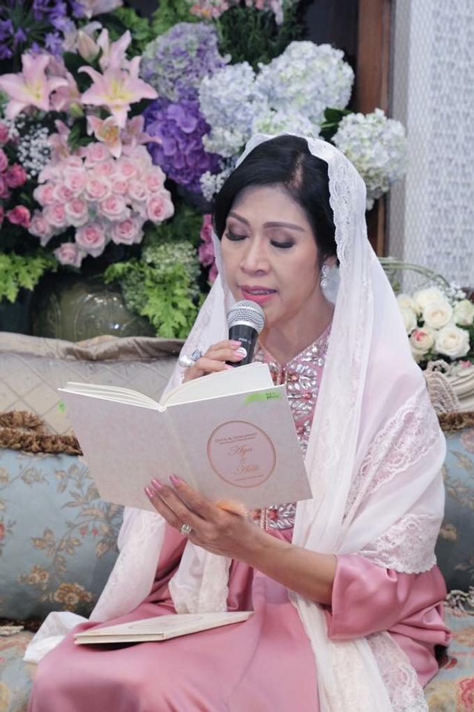 The Wedding - Ayu & Adli by The Dharmawangsa Jakarta - 032