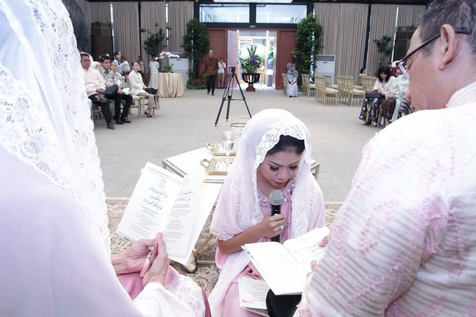 The Wedding - Ayu & Adli by The Dharmawangsa Jakarta - 034