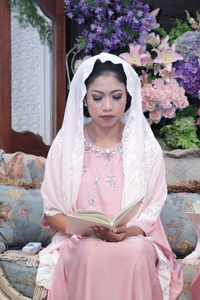 The Wedding - Ayu & Adli by The Dharmawangsa Jakarta - 036