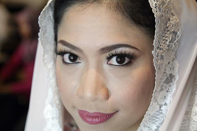 The Wedding - Ayu & Adli by The Dharmawangsa Jakarta - 039