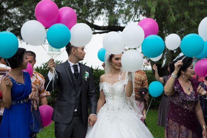 Wedding Robert & Vega by Red Hat Organizer - 033