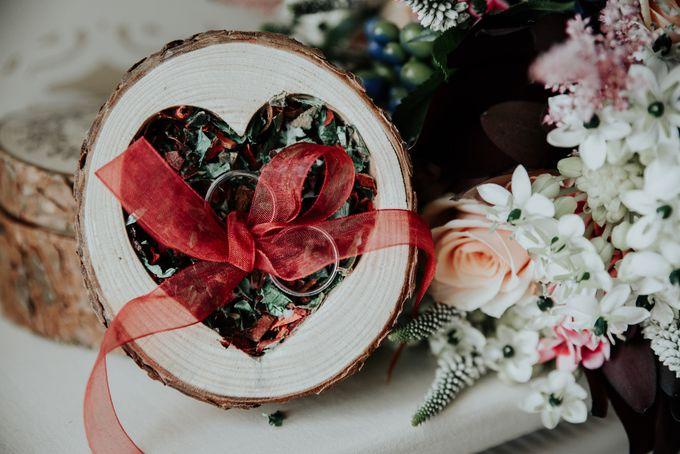 Arancha y Dany wedding in Salamanca of Spain by WedFotoNet - 002