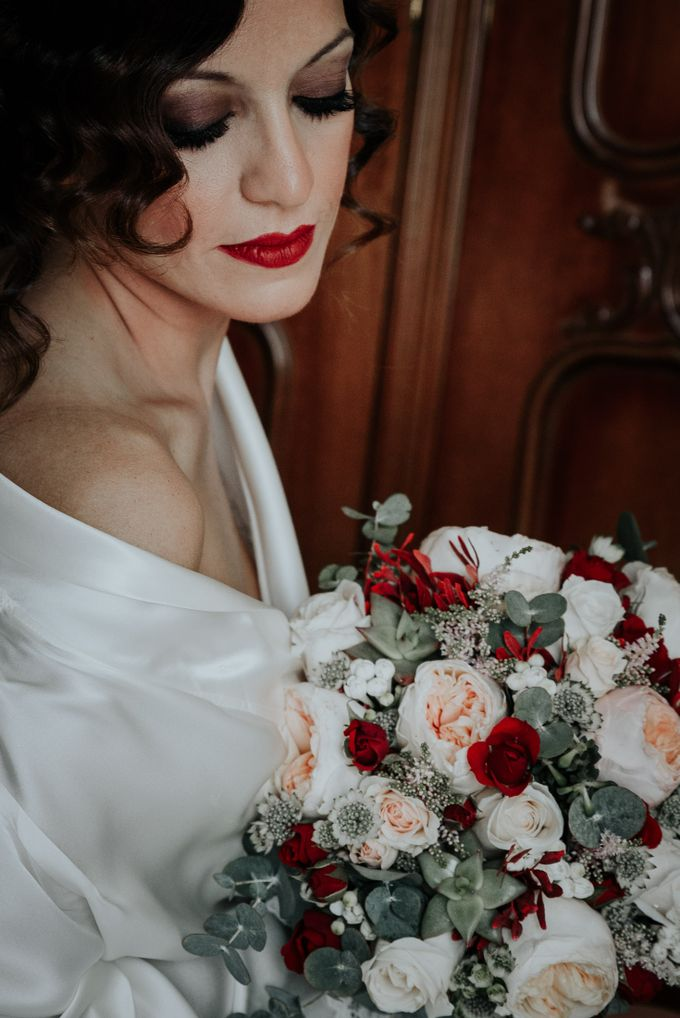Very beautiful and emotional Spanish wedding. by WedFotoNet - 016