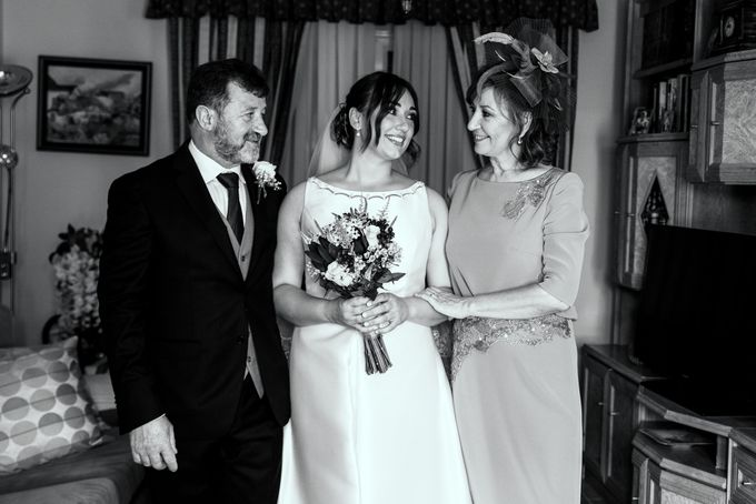 Arancha y Dany wedding in Salamanca of Spain by WedFotoNet - 005