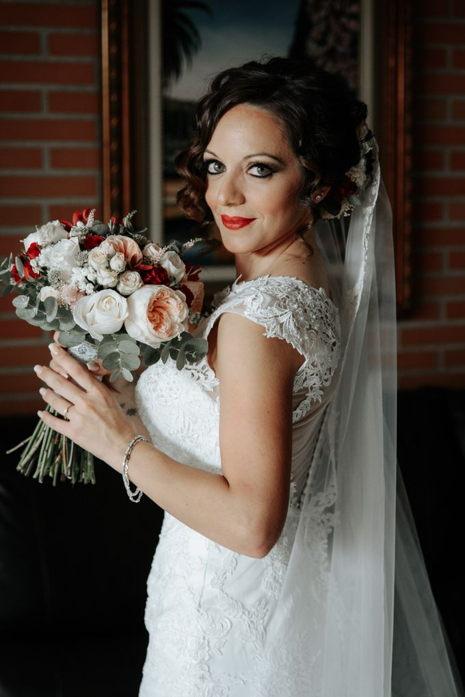 Very beautiful and emotional Spanish wedding. by WedFotoNet - 018