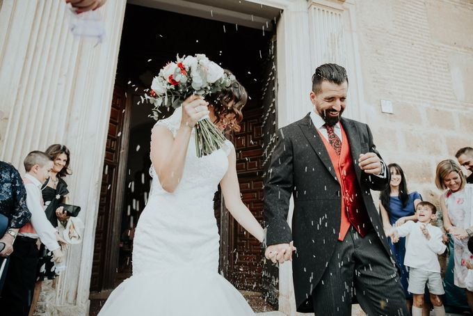 Very beautiful and emotional Spanish wedding. by WedFotoNet - 023
