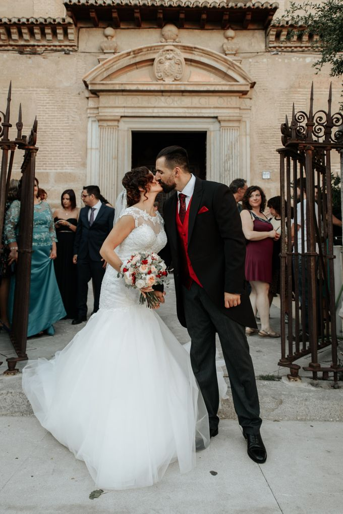 Very beautiful and emotional Spanish wedding. by WedFotoNet - 026