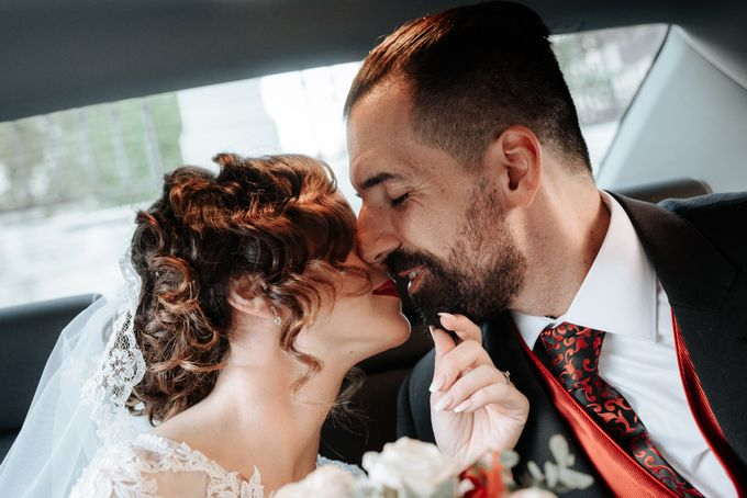 Very beautiful and emotional Spanish wedding. by WedFotoNet - 028