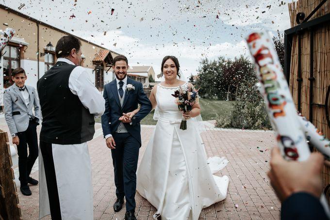 Arancha y Dany wedding in Salamanca of Spain by WedFotoNet - 014