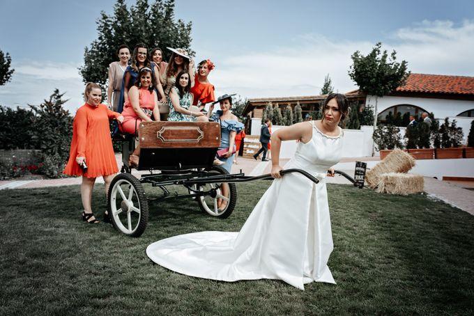 Arancha y Dany wedding in Salamanca of Spain by WedFotoNet - 015