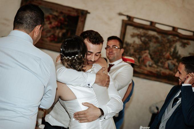 Arancha y Dany wedding in Salamanca of Spain by WedFotoNet - 017