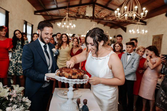 Arancha y Dany wedding in Salamanca of Spain by WedFotoNet - 018