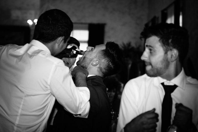 Arancha y Dany wedding in Salamanca of Spain by WedFotoNet - 019