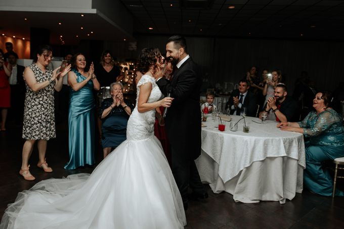 Very beautiful and emotional Spanish wedding. by WedFotoNet - 039