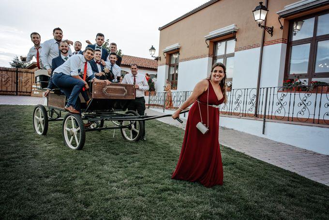 Arancha y Dany wedding in Salamanca of Spain by WedFotoNet - 022