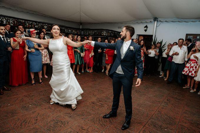 Arancha y Dany wedding in Salamanca of Spain by WedFotoNet - 024