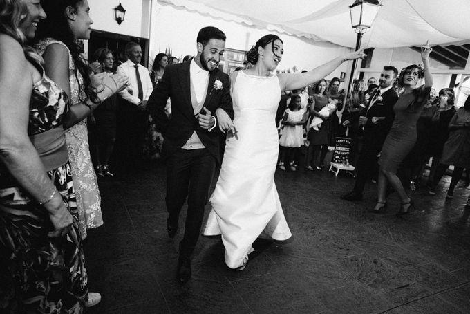 Arancha y Dany wedding in Salamanca of Spain by WedFotoNet - 025