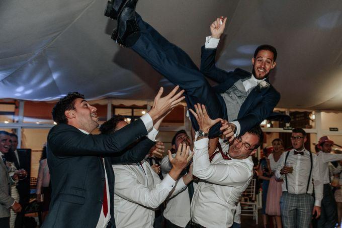 Arancha y Dany wedding in Salamanca of Spain by WedFotoNet - 028