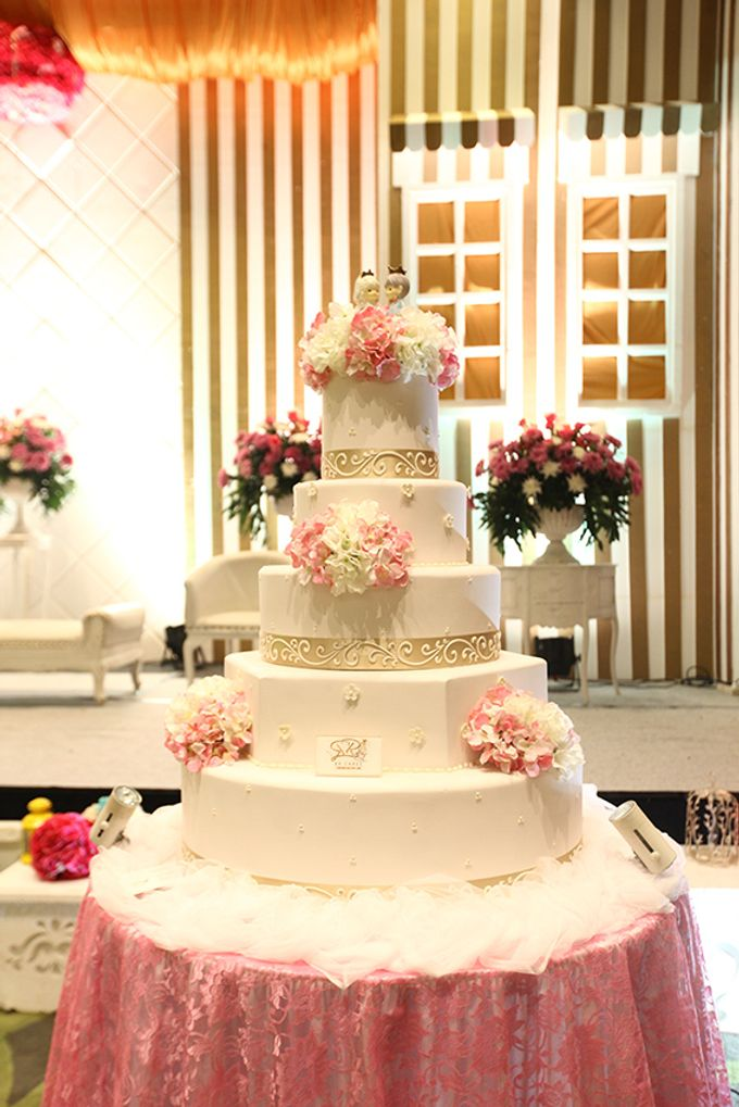 Jeffison & Santya Wedding by DESPRO Organizer - 010