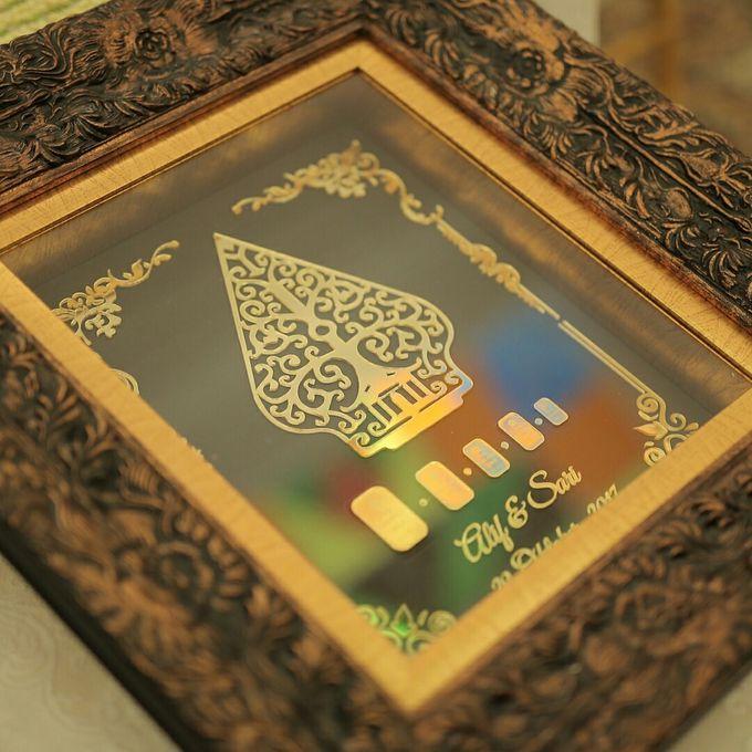 The Wedding of Sari & Alif by Celtic Creative - 001