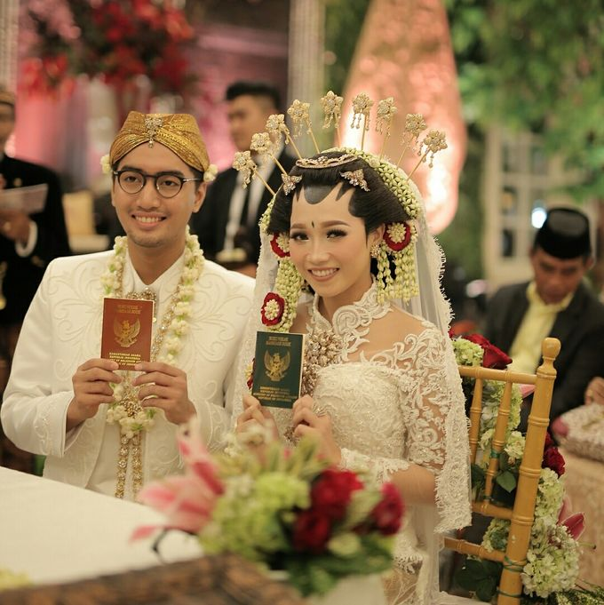 The Wedding of Sari & Alif by Celtic Creative - 003
