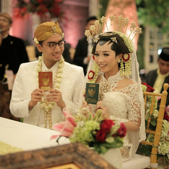 The Wedding of Sari & Alif by Celtic Creative - 004