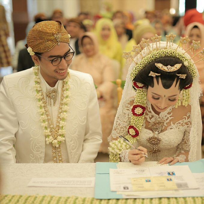 The Wedding of Sari & Alif by Celtic Creative - 005