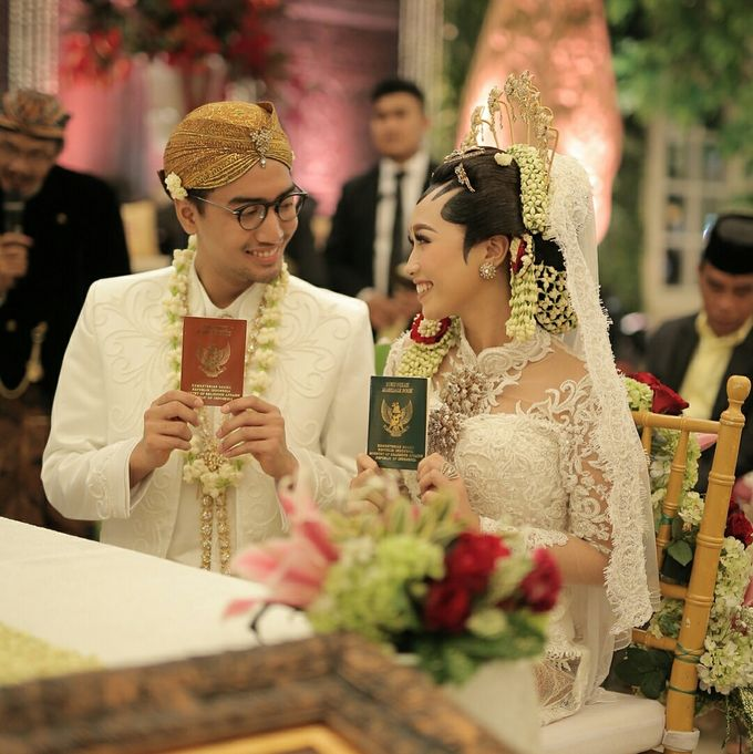 The Wedding of Sari & Alif by Celtic Creative - 007