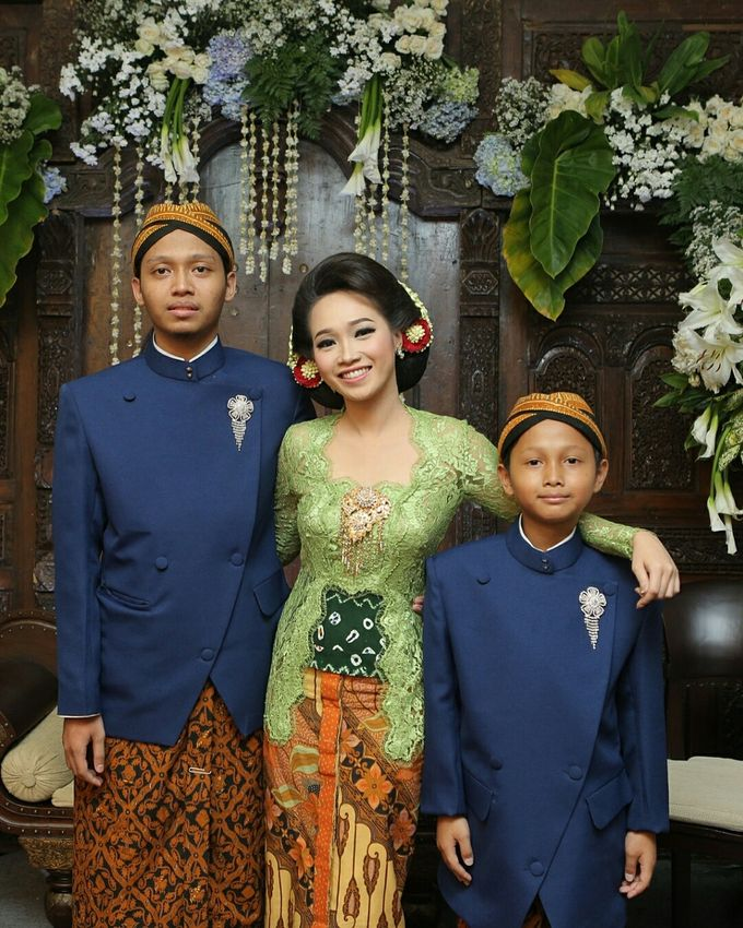 The Wedding of Sari & Alif by Celtic Creative - 008