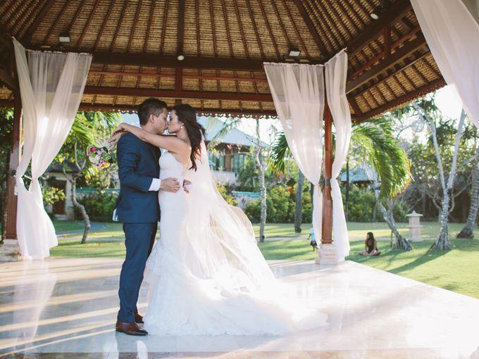 Wedding at Villa The Sanctus in Uluwatu by Bali Tie d' Knot - 014