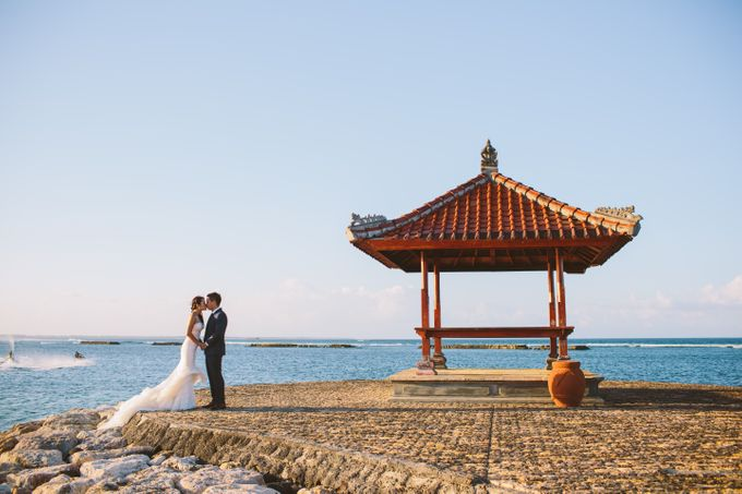 Wedding at Villa The Sanctus in Uluwatu by Bali Tie d' Knot - 016