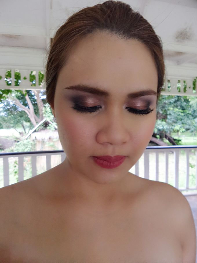 ELAINE by Gale Dy Make Up Artistry - 002