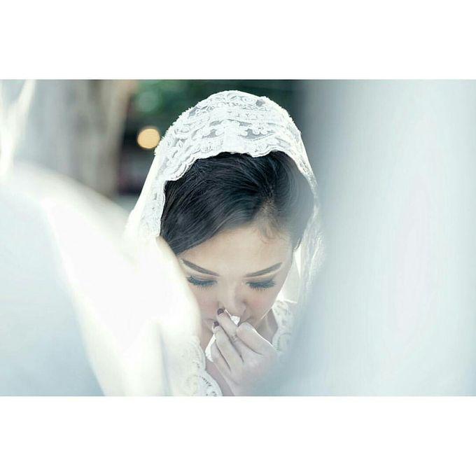 Acara Akad Nikah Dan Resepsi Pernikahan Gema Agil by Catalina Flora - 001