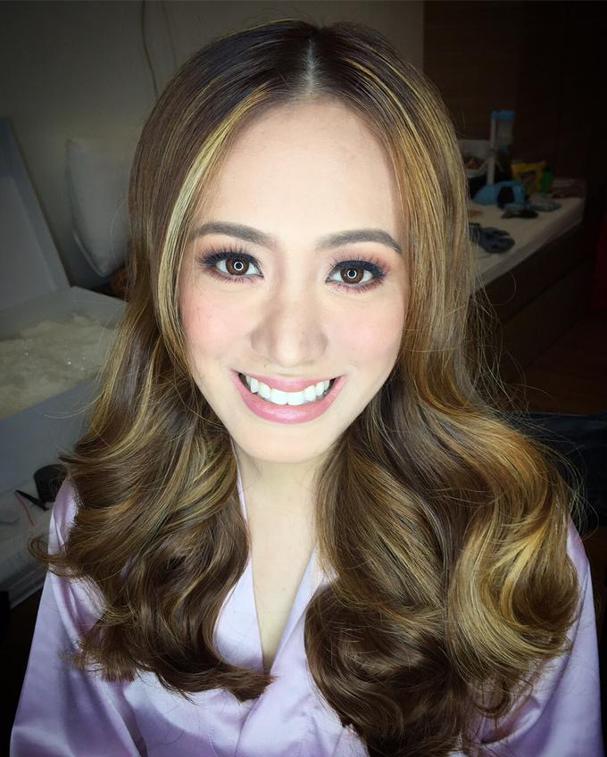 Bride: Diane ❤️ by Nybie Ng Make Up Artistry - 002