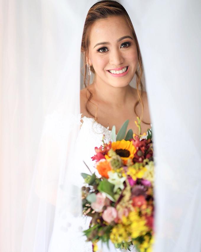 Bride: Diane ❤️ by Nybie Ng Make Up Artistry - 006