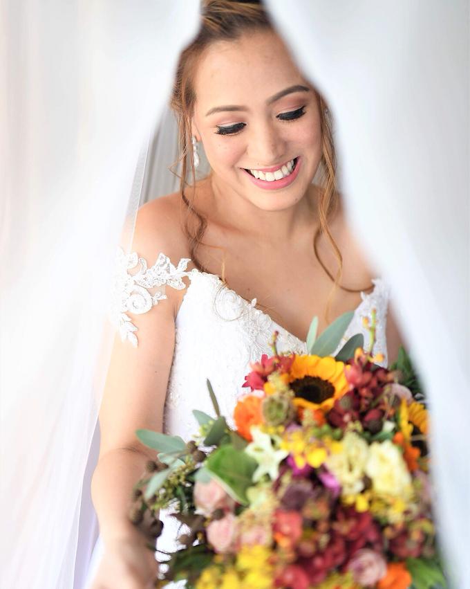 Bride: Diane ❤️ by Nybie Ng Make Up Artistry - 008