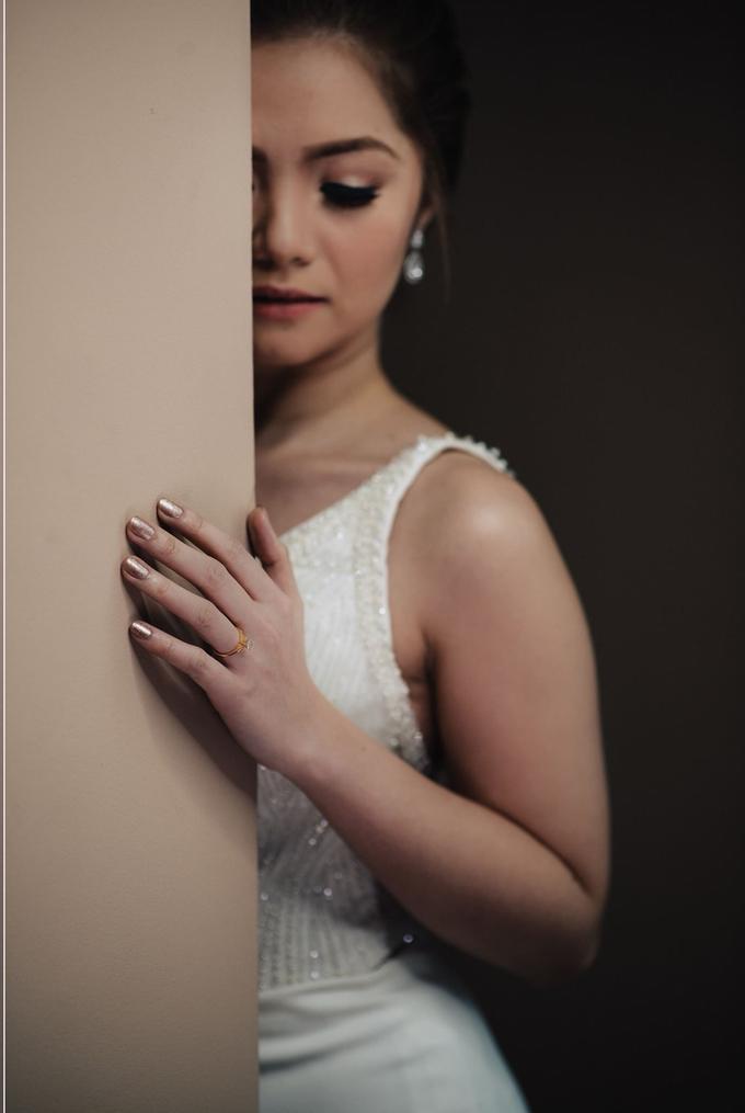 BRIDE: Maricar ❤️ by Nybie Ng Make Up Artistry - 007