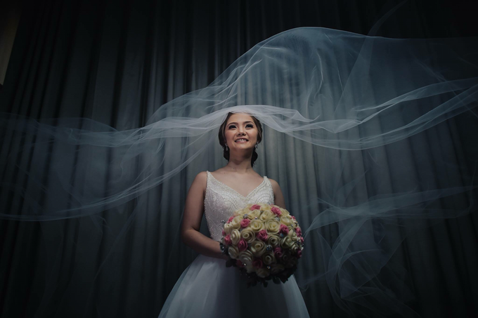 BRIDE: Maricar ❤️ by Nybie Ng Make Up Artistry - 010