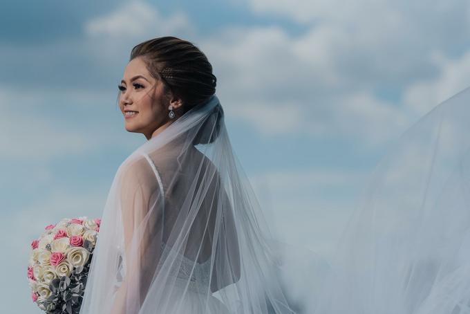 BRIDE: Maricar ❤️ by Nybie Ng Make Up Artistry - 011