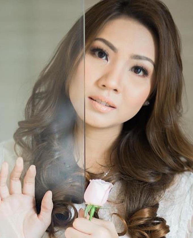BRIDE: Monina ❤️ by Nybie Ng Make Up Artistry - 002